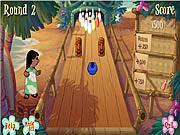 Stitch Tiki Bowl  Забавный боулинг по мотивам мультфильма