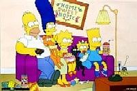 управление мышкой-путешествуй по дому Симпсонов