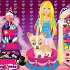 Barbie&Her Dog Game