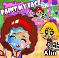 Paint my Face